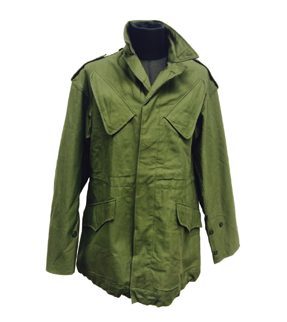Dutch Nato Parka