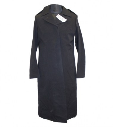 British Blue Trench Coat websize