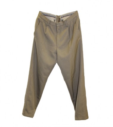 German Officer Dress Pants websize